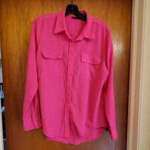 Buttondown blouse